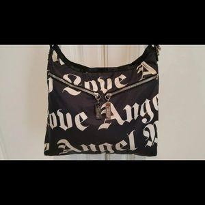 LESPORTSAC L.A.M.B. BLACK Girlfriend bag